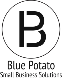 Blue Potato Logo With Text (1)